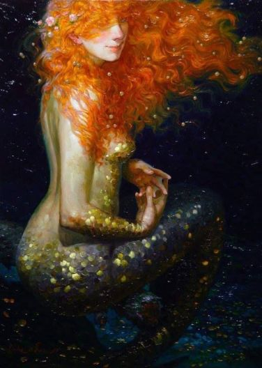 Mermaid by Victor Nizovtsev